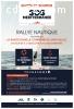 Rallye nautique en soutien à l'association SOS MEDITERRANEE